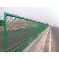 供应南京框架钢板网护栏 高速公路防眩网 菱形孔围栏 规格定做