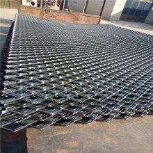 重型钢板网厂家定做3mm厚红漆钢板网 圈玉米网