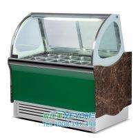 悦优美冰淇淋雪糕冷冻柜 硬冰冰激凌雪糕展示柜 冷冻柜冷冻机