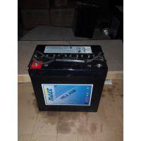 美国海志蓄电池HZB12-200报价参数规格