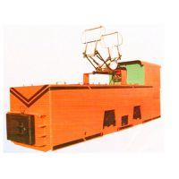 供应***专业电机车厂家精选 6吨窄轨架线式电机车