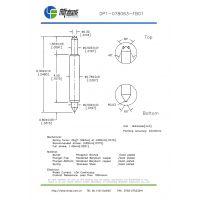 深圳吉米探针 DP1-0.78063-BB02双头BGA 测试针