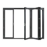 折叠门窗价格 拓邦门窗 高品质 低价格