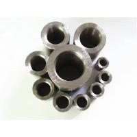CCTV推广品牌|保定金地机械|14-40国标钢筋套筒45号钢直螺纹连接套管