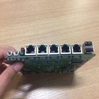 深圳标点厂家 四核J1900多网口服务器工控主板 一体机电脑主板