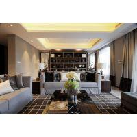 家装案例-香山美墅现代简约风格-美颂雅庭装饰