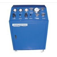 气液增压泵及气液增压系统