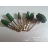供应橡胶芝麻弹性海绵抛光打磨头圆柱圆锥T型电磨机打磨头