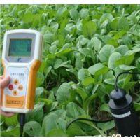 便携式水分温度测量仪 TZS-W土壤水分温度测定仪