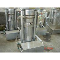 专业生产液压榨油机 小型高效香油机 韩式液压榨油机 胡麻榨油机