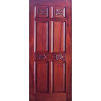 东阳明清阁红木装饰非洲花梨套装门
