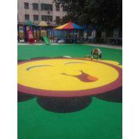 供应上海及周边地区幼儿园EPDM价施工 幼儿园跑道铺设