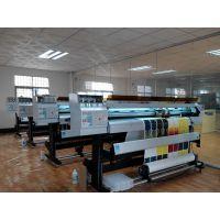 国产高速数码印花专用四色打印机-高宝1800