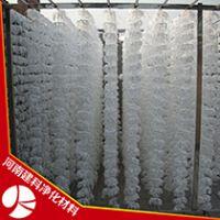 弹性填料安装 立体弹性填料设计 厌氧池填料 高挂膜率生物填料
