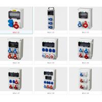 富森供应电缆连接器、动力检修电源箱、动力配电箱、室外防水插座箱.
