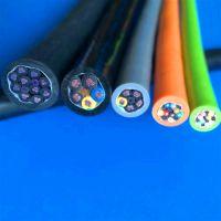 聚氨酯拖链电缆、德国技术生产PUR防水电缆