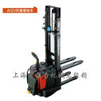 AGV电动叉车-AGV托盘堆垛车无人驾驶工业车辆-诺力叉车价格上海总经销