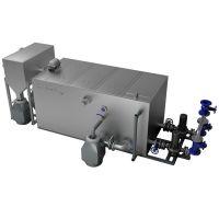 科瑞兴全自动隔油池生产厂家/智能化餐饮隔渣隔油提升设备