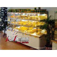 龙湖蛋糕房面包柜 蛋糕柜 展示柜 巧克力柜 中岛 边柜 中柜