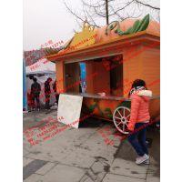 沈阳广场售货车,户外流动贩卖车,游乐园玩具售卖车