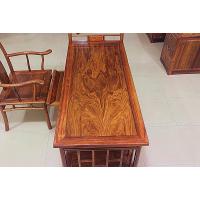 友联为家红木电脑桌写字桌