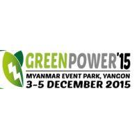 2015年缅甸绿色能源展Green Power 15