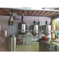 油脂精炼设备—花生油精炼设备