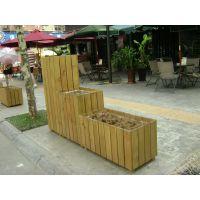 黄岛园林木花箱子厂家