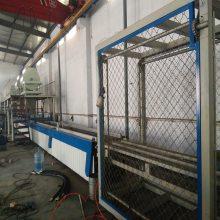FS一体化建筑外墙外模板设备 鑫达新型fs外墙保温自动制板机