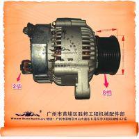广州配件市场批发Cummins/康明斯6D102机头件JFZ2318发电机