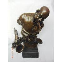 铜人 音乐家雕塑摆件 欧式铜像 铜雕工艺品 居家装饰品 礼品 人物铜像