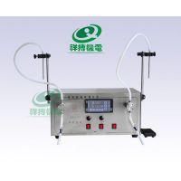 小型定量灌装机 上海祥博电动液体灌装机