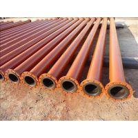 定制配料除尘耐磨管道/耐磨管道生产厂家