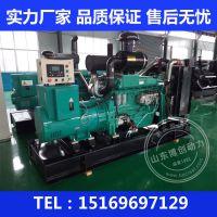 潍坊250kw柴油发电机组 常用三相全铜无刷发电机 250千瓦发电机组