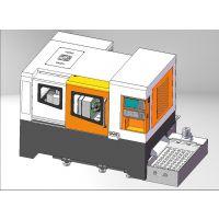 供应SF-WSK-5四方数控五轴钻铣攻牙专用机床,复合机定做,宁波多轴机,台州钻孔攻牙专机,温州机床