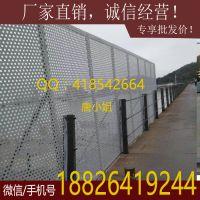 广东江门江门公路施工围挡镀锌冲孔围挡防风透气围蔽牢固美观价格