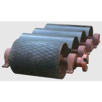 包胶传动滚筒 DT Ⅱ型传动滚筒 输送机头轮头滚 驱动滚筒 吸粮机