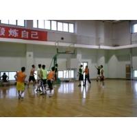 天津室内篮球塑胶地板网球场地地胶