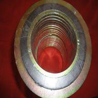 内外环金属缠绕垫片,金属石墨缠绕垫片