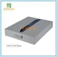 深圳手提电脑盒包装定制 纸盒手提电脑盒材料 印刷手提电脑盒