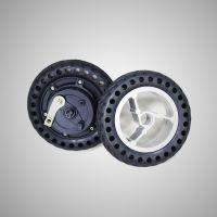批发8寸200x50免充气滑板车轮胎蜂窝状滑板车轮胎电动滑板车轮胎