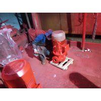 煤矿加压泵25GL3-10*13怎样计算流量是多少?