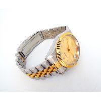 稳达时 高档不锈钢 进口机械机芯 镀金手表 深圳手表代工定做厂家生产