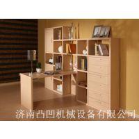凸凹盘式刀库自动切换实木家具生产专用木工雕刻机