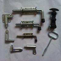 浙江厂家直销弹簧插销 铁镀锌弹簧插销 出口质量插销GL-14125
