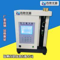 供应百恩仪器专业制造YG008E型多功能电子单纤维强力机(气动)