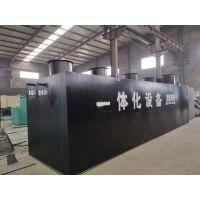 江西工业园区4-5人员工生活污水处理WSZ小型地埋设备诸城润泓环保热销产品