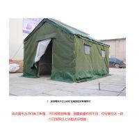 厂家定做施工帐篷 工程帐篷施工帐篷 工地工人住宿帐篷 工地仓库帐篷,三层帐一居室