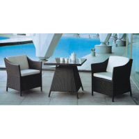 仿藤桌椅咖啡厅别墅花园家具厂家供应大量批发阳台家具藤家具