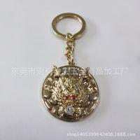 锌合金钥匙扣 锌合金压铸加工找东莞俊宏五金制品厂定做钥匙扣